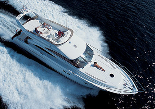 PRINCESS 61-4 CABINS-ATHENS-GREECE-optimal-rentals-yacht-booking2