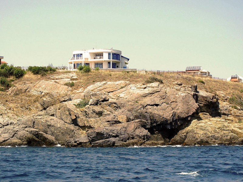 SeaLord house from the Black Sea
